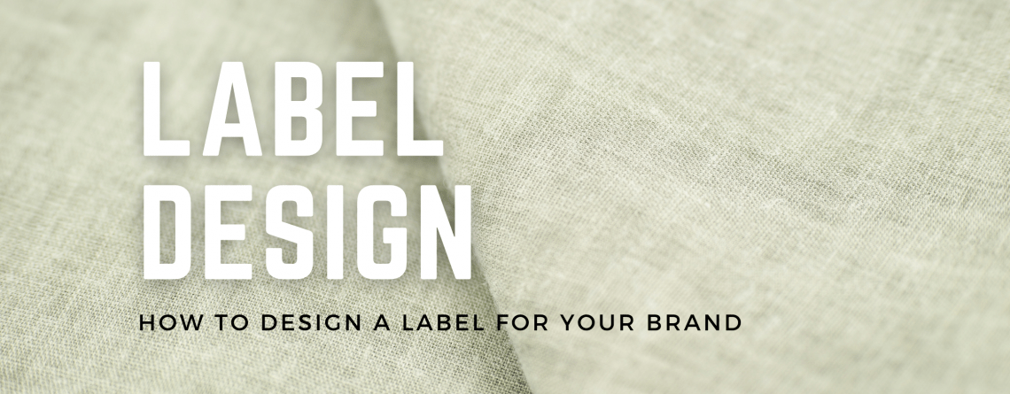 Label Design How To